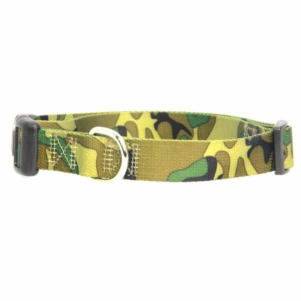 Guardian Gear Camo Dog Collar - Green