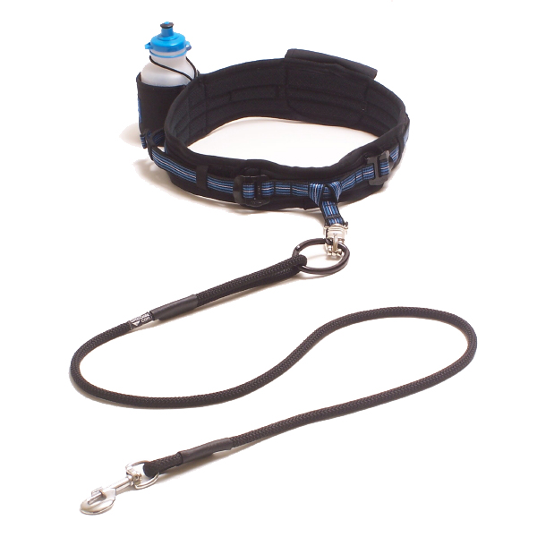 Cardio Canine Hands Free Human Harness and Dog Leash