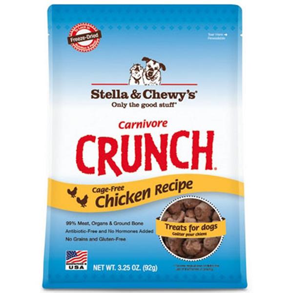 Carnivore Crunch Dog Treat - Chicken