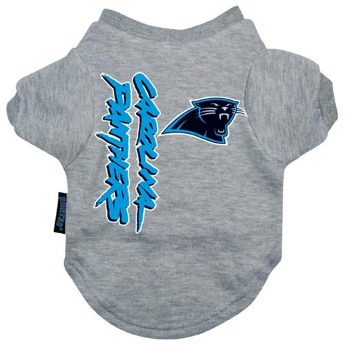 Carolina Panthers Dog T-Shirt