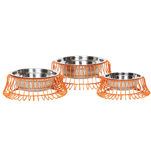 Castro Dog Bowl - Orange