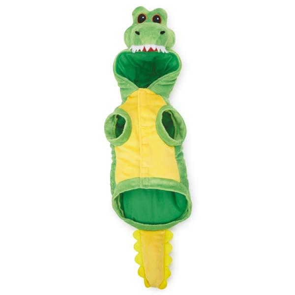Crocodile Halloween Dog Costume
