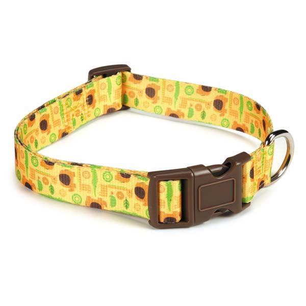 Casual Canine Jungle Bunch Dog Collar