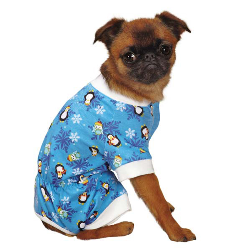 North Pole Pals Dog Pajamas