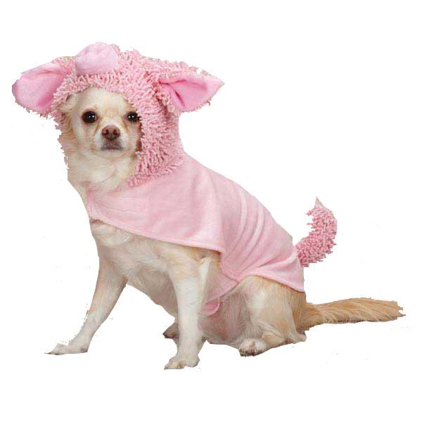 Porky Pup Halloween Dog Costume