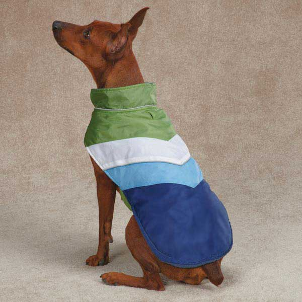 Tonal Dog Vest - Nautical Blue
