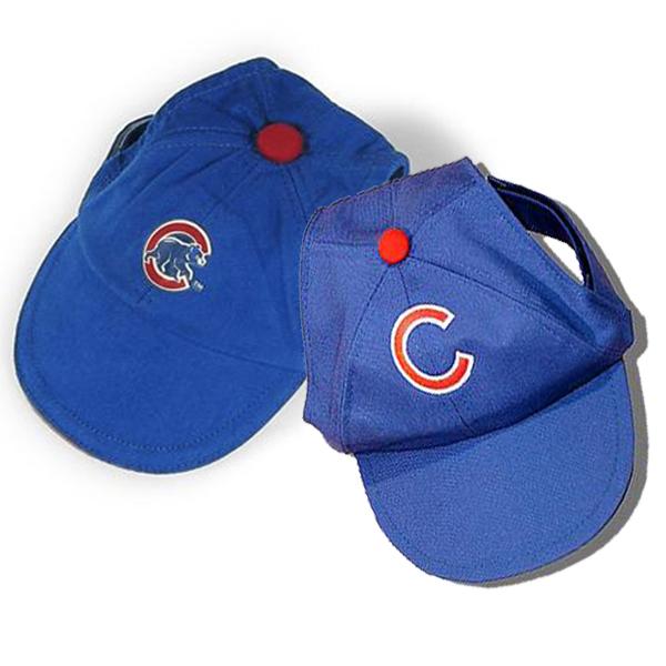 Chicago Cubs Dog Hat