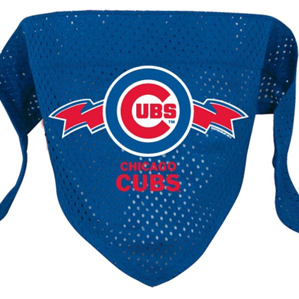 Chicago Cubs Mesh Dog Bandana