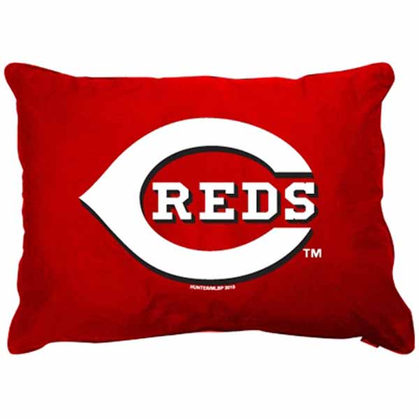 Cincinnati Reds Dog Bed