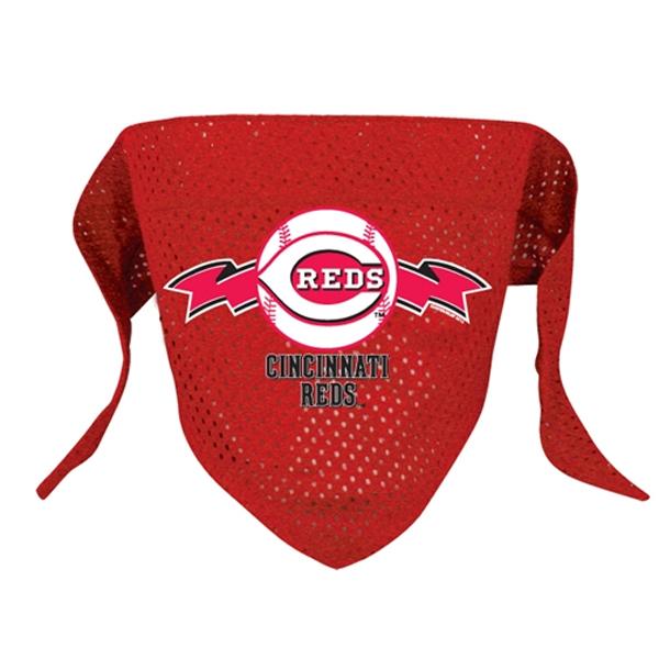 Cincinnati Reds Mesh Dog Bandana