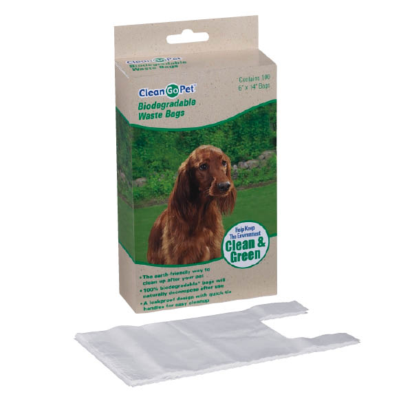 Clean Go Pet Biodegradable Waste Bags