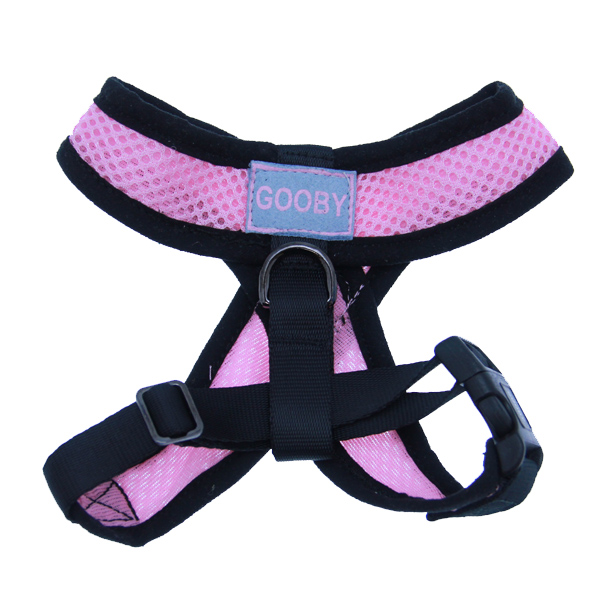 Comfort Dog Harness by Gooby - Pink