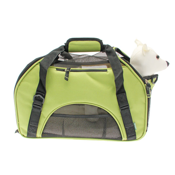 Comfort Pet Carrier - Green