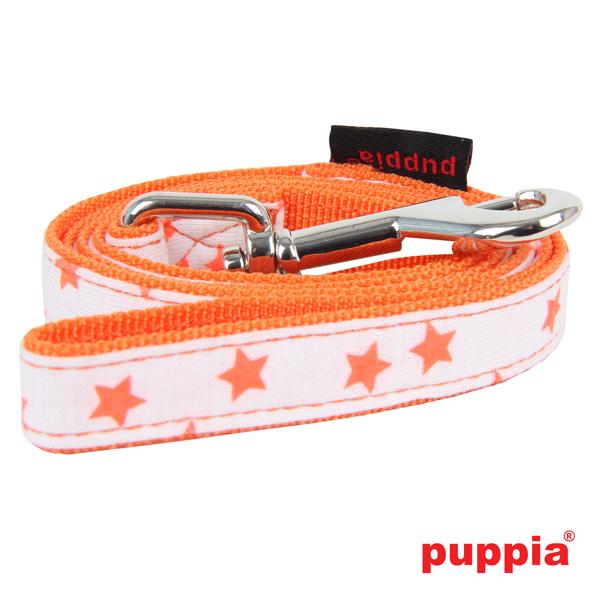 Cosmic Dog Leash by Puppia - Orange