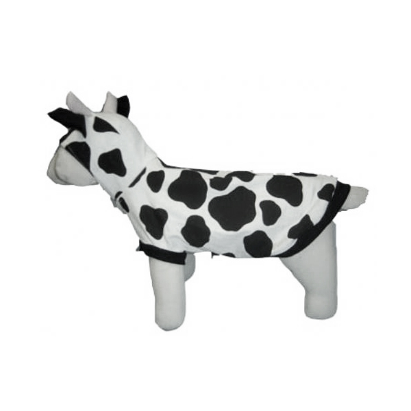 Cow Halloween Dog Costume