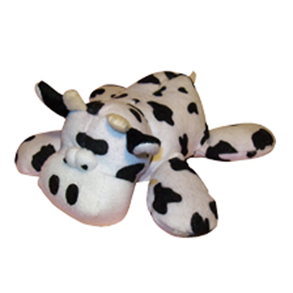 Cow Silly Sound Offs Dog Toy