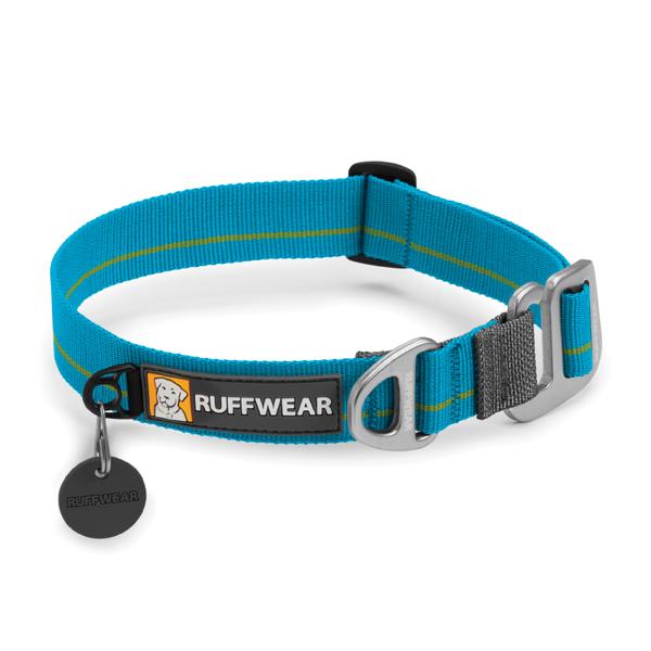 Crag Dog Collar by RuffWear - Baja Blue