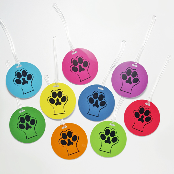 Crate & Luggage Tags