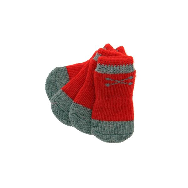 Crossbones Soxy Paws Dog Socks