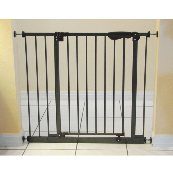Crown Auto-Close Pressure Mounted Pet Gate