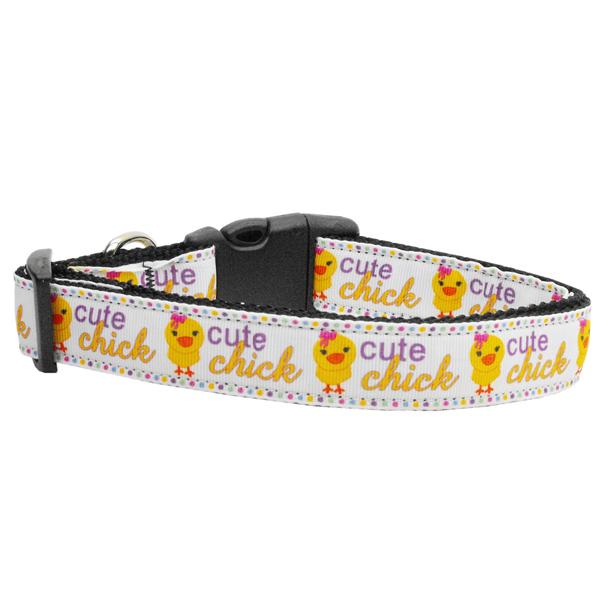 Cute Chick Dog Collar