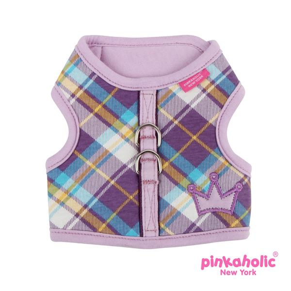 Dainty Pinka Dog Harness by Pinkaholic - Purple