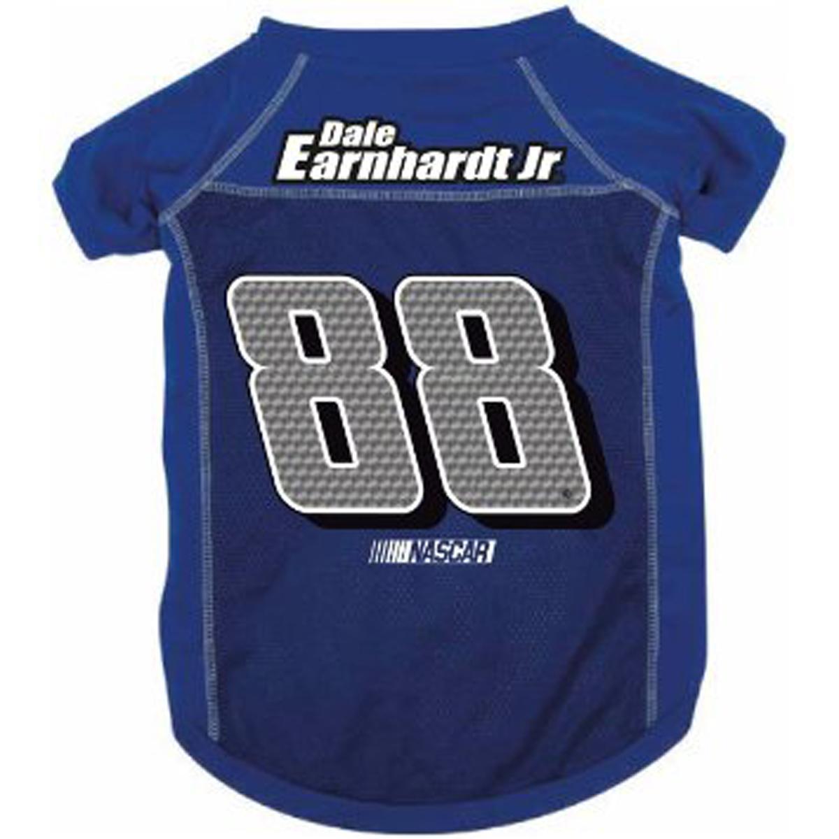 Dale Earnhardt Jr. Dog Jersey - Blue