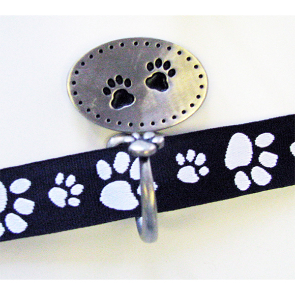 Decorative Leash Hook - Signature Tracks