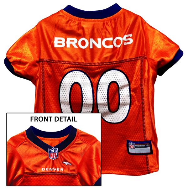 dog broncos jersey | eBay