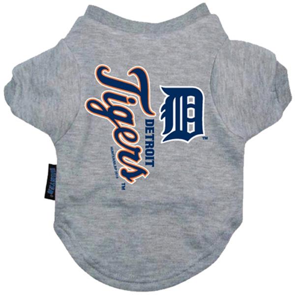 Detroit Tigers Dog T-Shirt