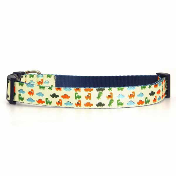 Dino Dog Collar