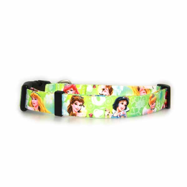 Disney Princesses Dog Collar