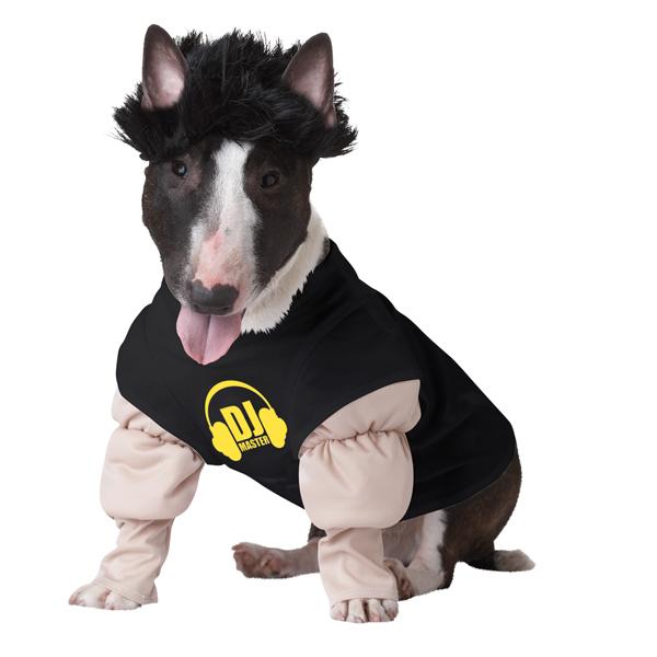 DJ Master Dog Costume