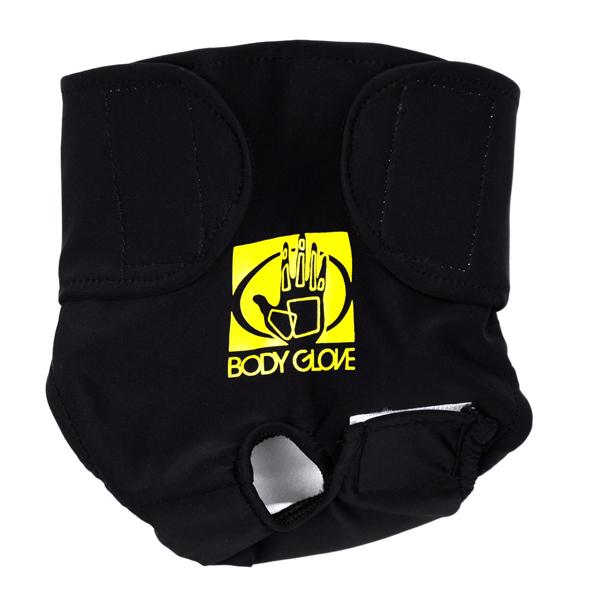Body Glove Dog Diaper Cover - Black