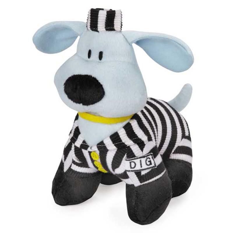 Dog Is Good Halloween Bolo Dog Toy - Prisoner