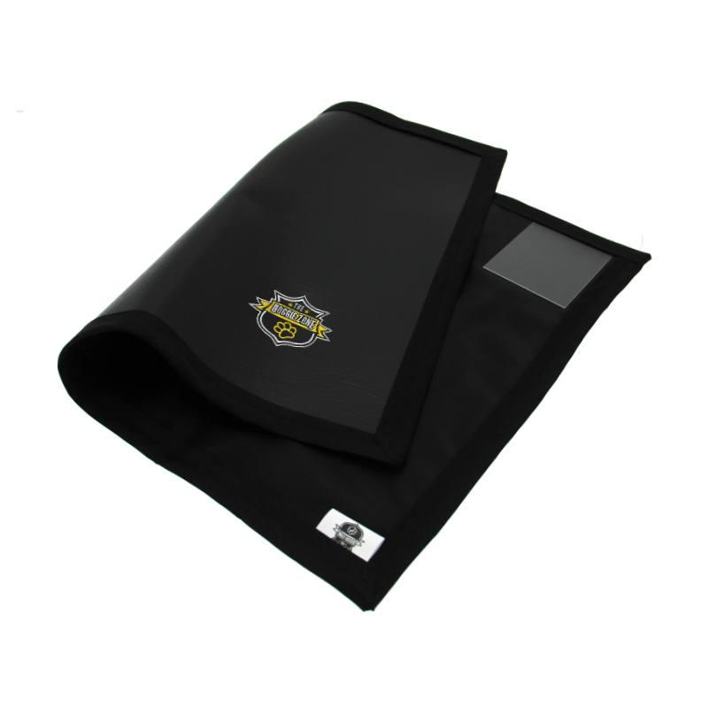 The Doggie Zone Car Door Shield - Black