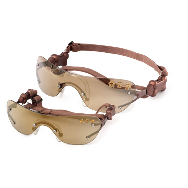 Doggles - K9 Optix Sunglasses for Dogs - Copper Paw Lens