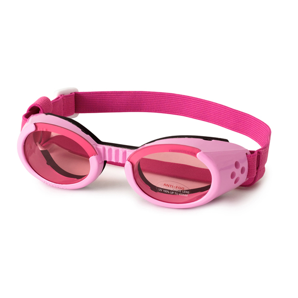 Doggles - ILS Pink Frame with Pink Lens
