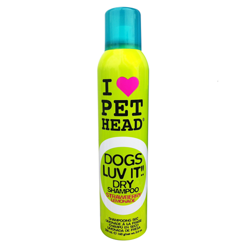 Dogs Luv It!! Dry Shampoo by Pet Head