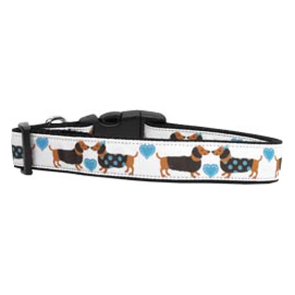 Doxie Love Dog Collar
