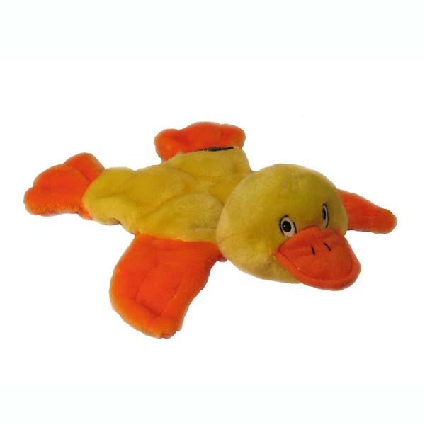 Duck Squeaker Mat Dog Toy