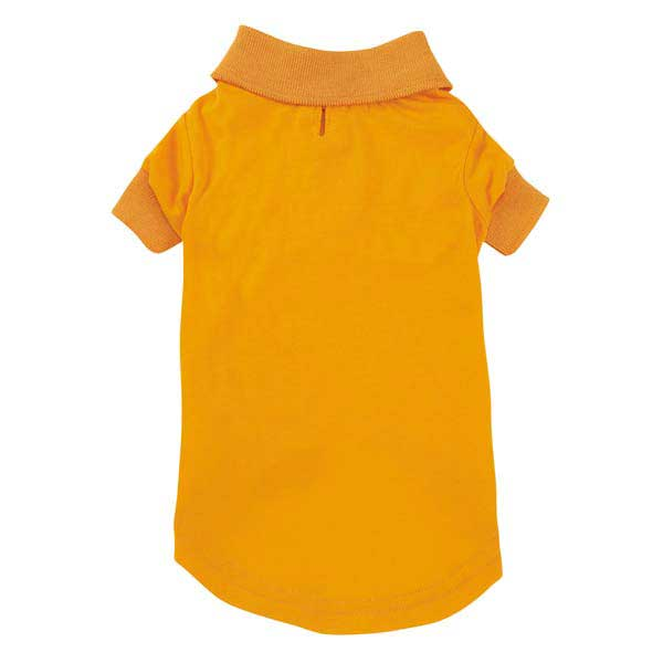 Blooming Brights Dog Polo - Orange
