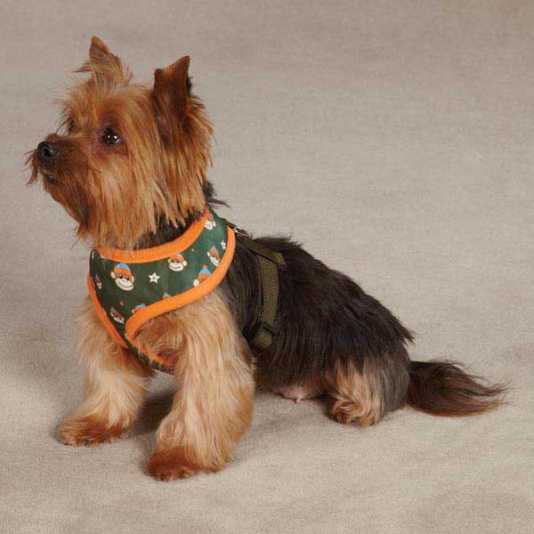 Monkey Business Dog Harness by East Side Collection - Ty