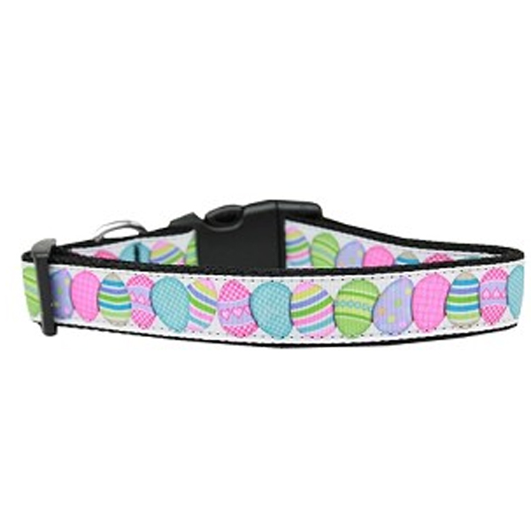 Easter Egg Nylon Dog Collar