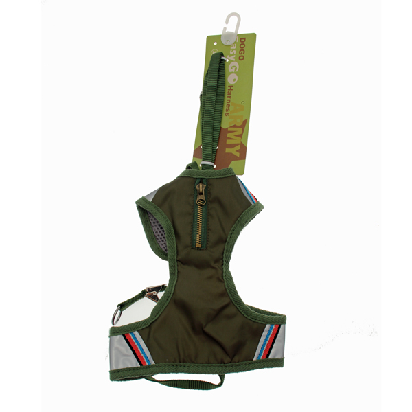 EasyGo Army Dog Harness by Dogo