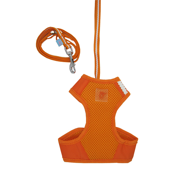 EasyGo Original Dog Harness by Dogo - Orange