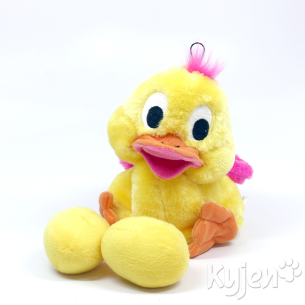 Egg Babies Dog Toy - Delta the Duck