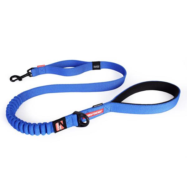 EzyDog Zero Shock Dog Leash - Blue