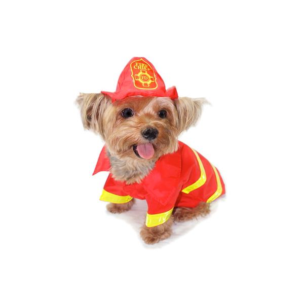 Fireman Dog Halloween Costume