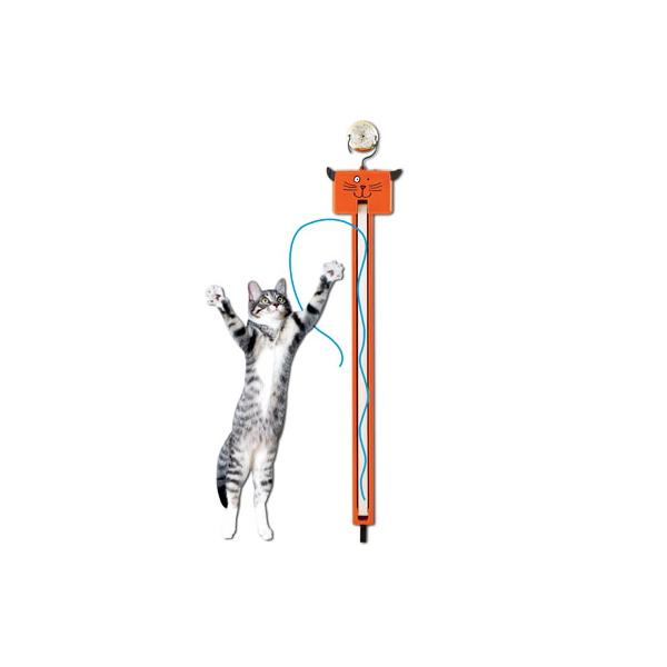 Fling-Ama-String Cat Toy